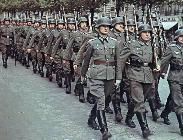 人不可貌相!二战德军的3个最厉害士兵,几乎一个长相