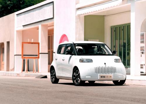 展示全方位欧拉白猫实力,引领A00纯电动汽车市场