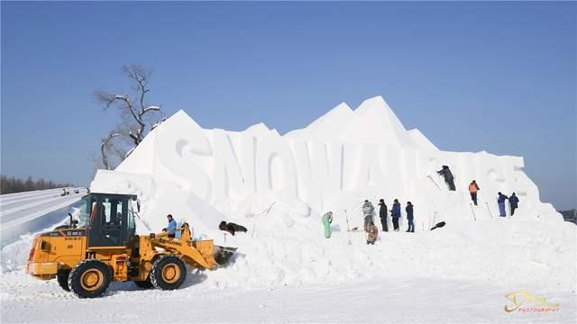 你可知长春雪雕背后的故事,雪雕界黄埔军校,冰雪里的技术淘金者