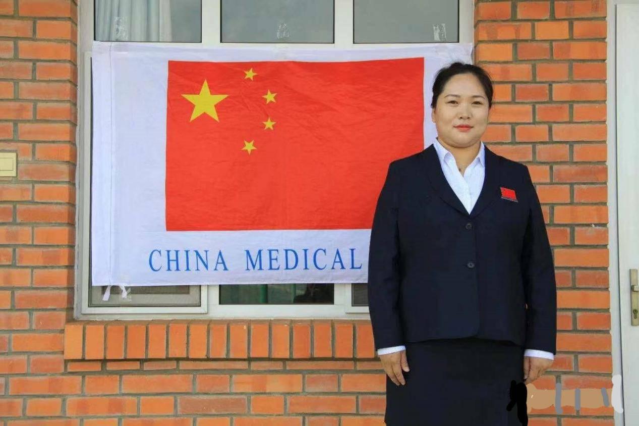 内蒙古国际蒙医医院援非医疗队员:解除非洲人民病痛是我的心愿