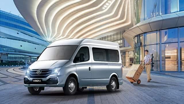 2021 V80 PLUS上市,增加了9个商务旅行版本