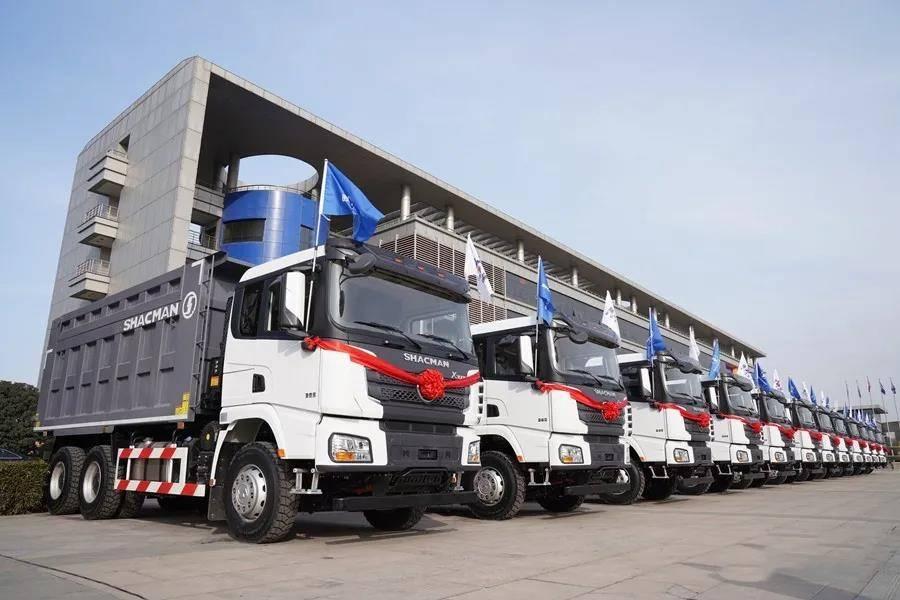 陕西汽车与华山国际签订合同,在加纳启动EE公路项目
