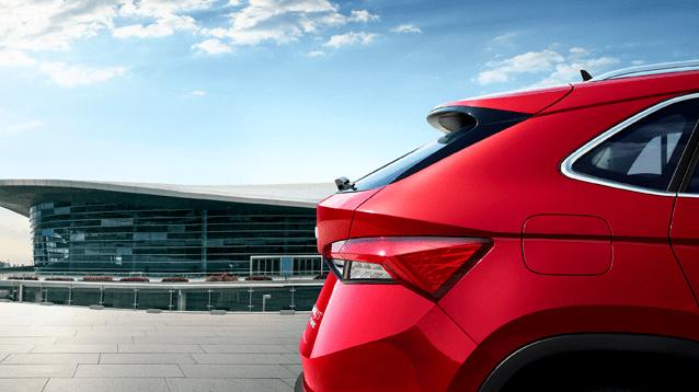 原创不仅仅是一款coupe SUV,更是一款自封的GT。这车有多厉害?