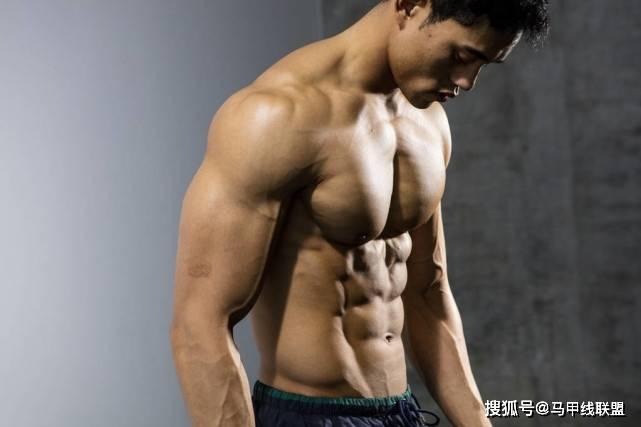 男人怎么练出六块腹肌?做好3个步骤,坚持6个动作,轻松搞定