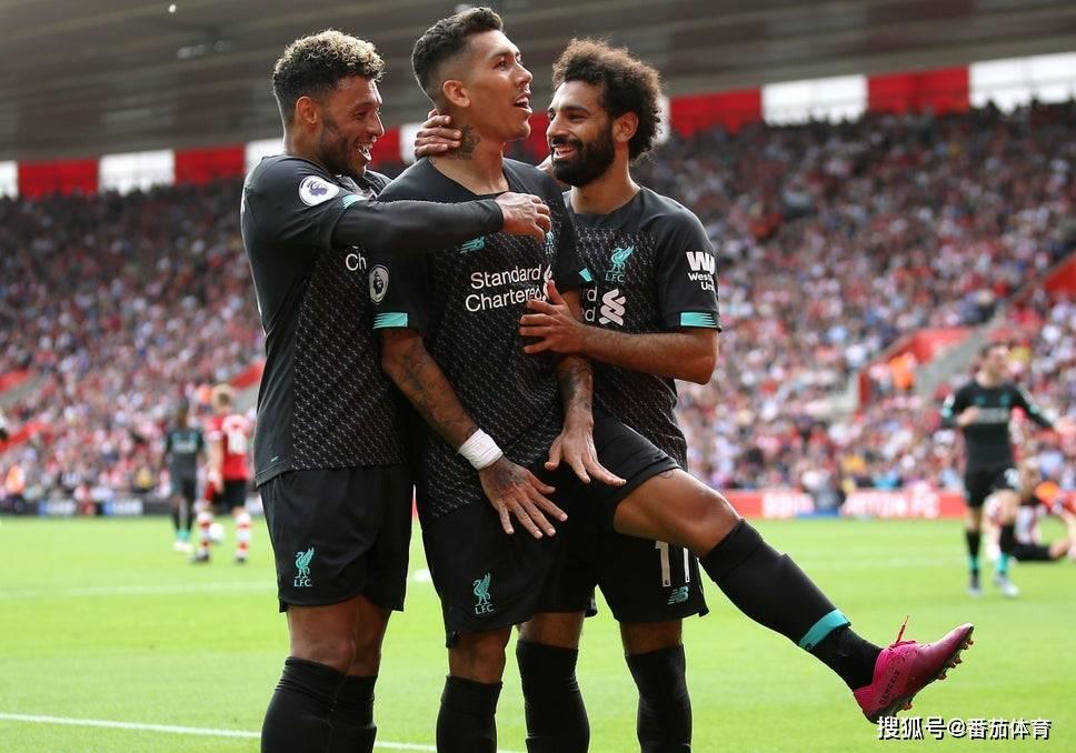 原创             [英超]赛事前瞻:南安普敦vs利物浦,利物浦士气凌人