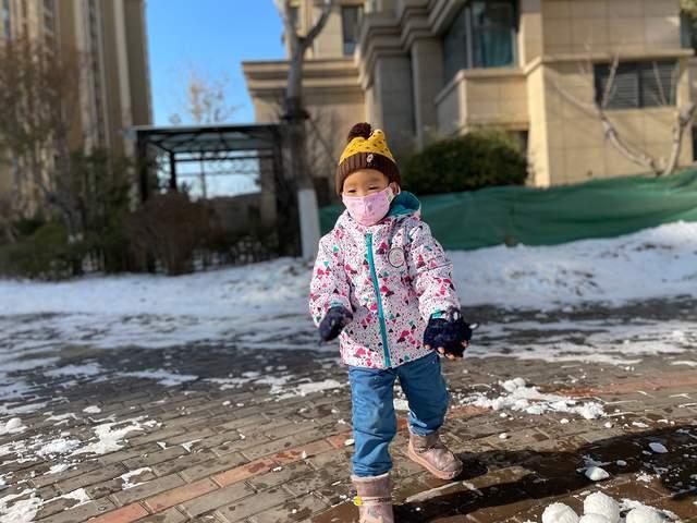 原创iPhone 12 Pro实拍体验:拍完雪,人像似有空气感