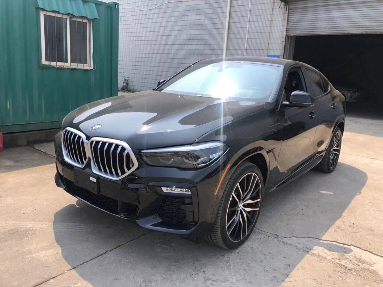 纯进口宝马X6都市SUV充满运动气息,推广全国