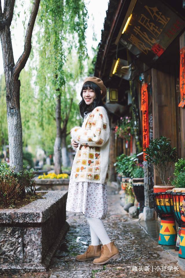 丽江最适合旅拍的地方,自拍爱好者的天堂,丽江古城