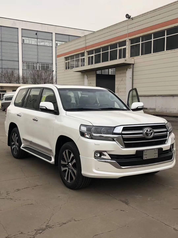 新款丰田酷路泽4500柴油越野车V8陆地游实惠