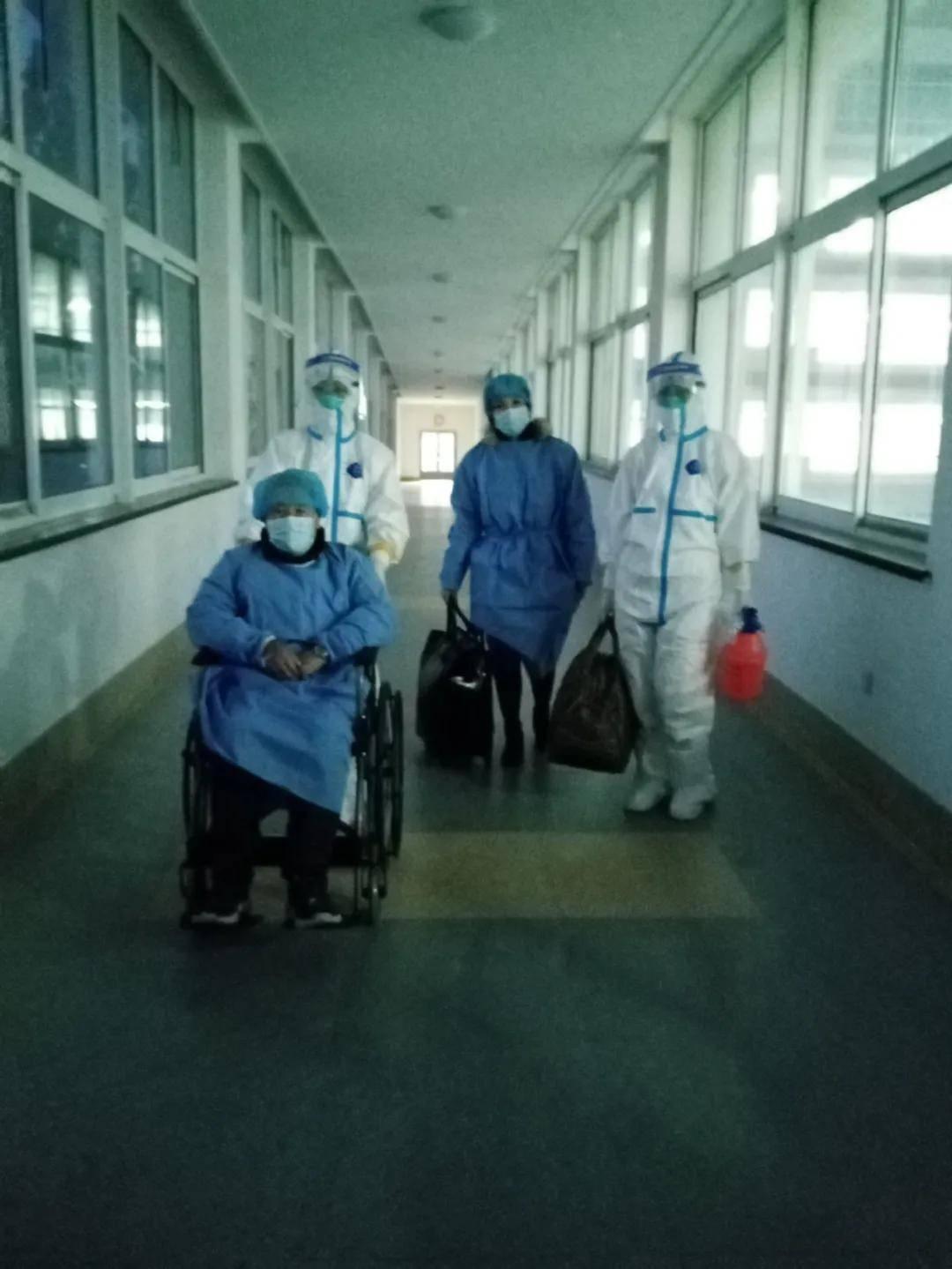 好消息!大连市88岁确诊病例今日出院 累计13人出院