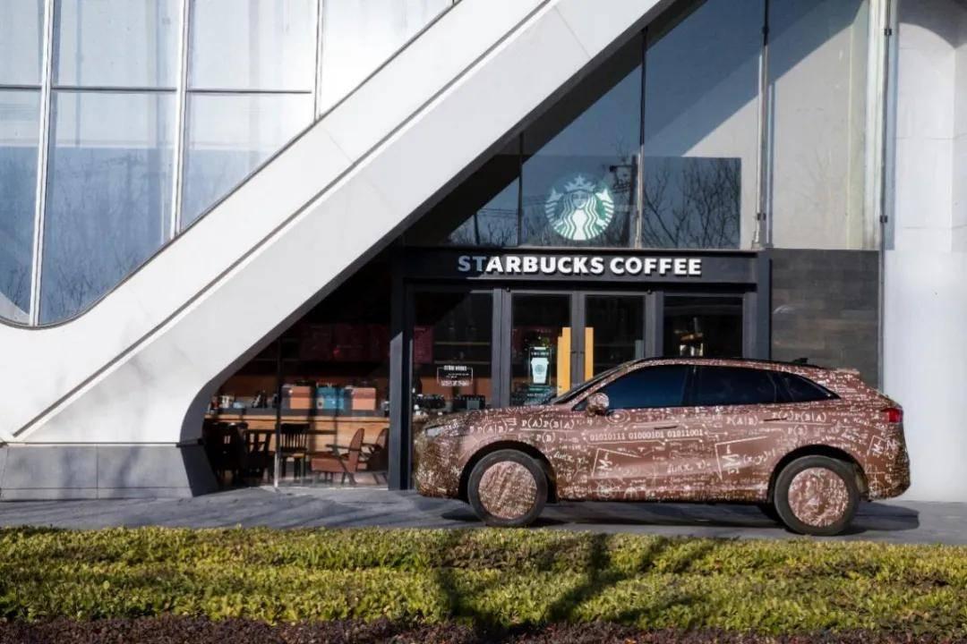 WEY旗舰SUV,首搭咖啡智能会怎么样?_新车