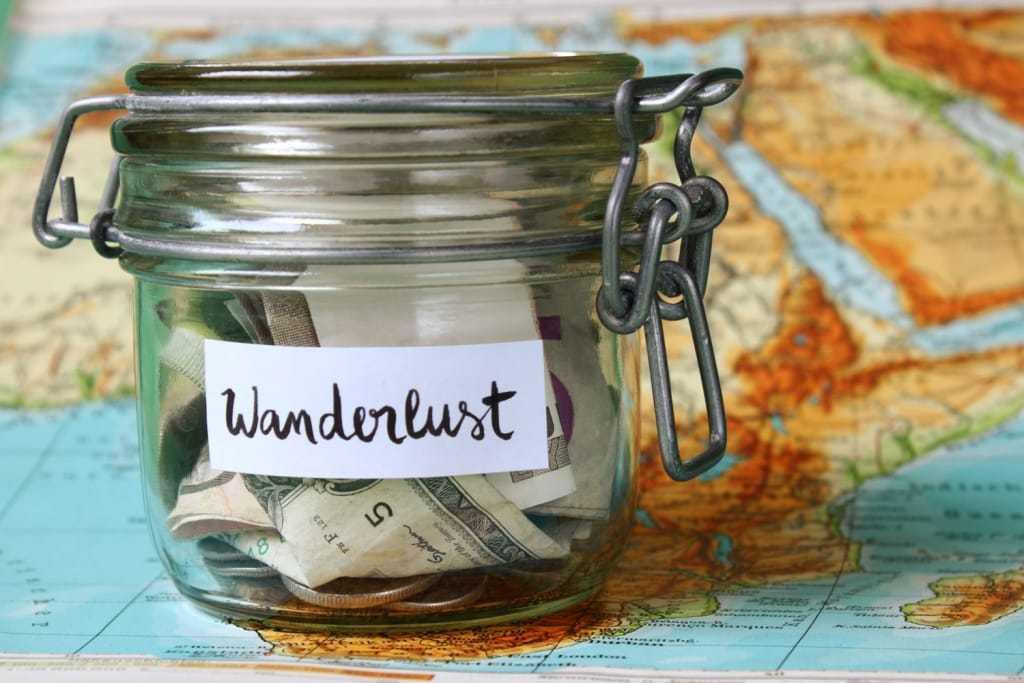 关于如何为旅行省钱的14个提示