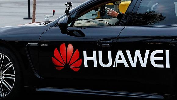 华为Hicar与BAIC蓝谷合作,在今年上半年智能地推出新机型