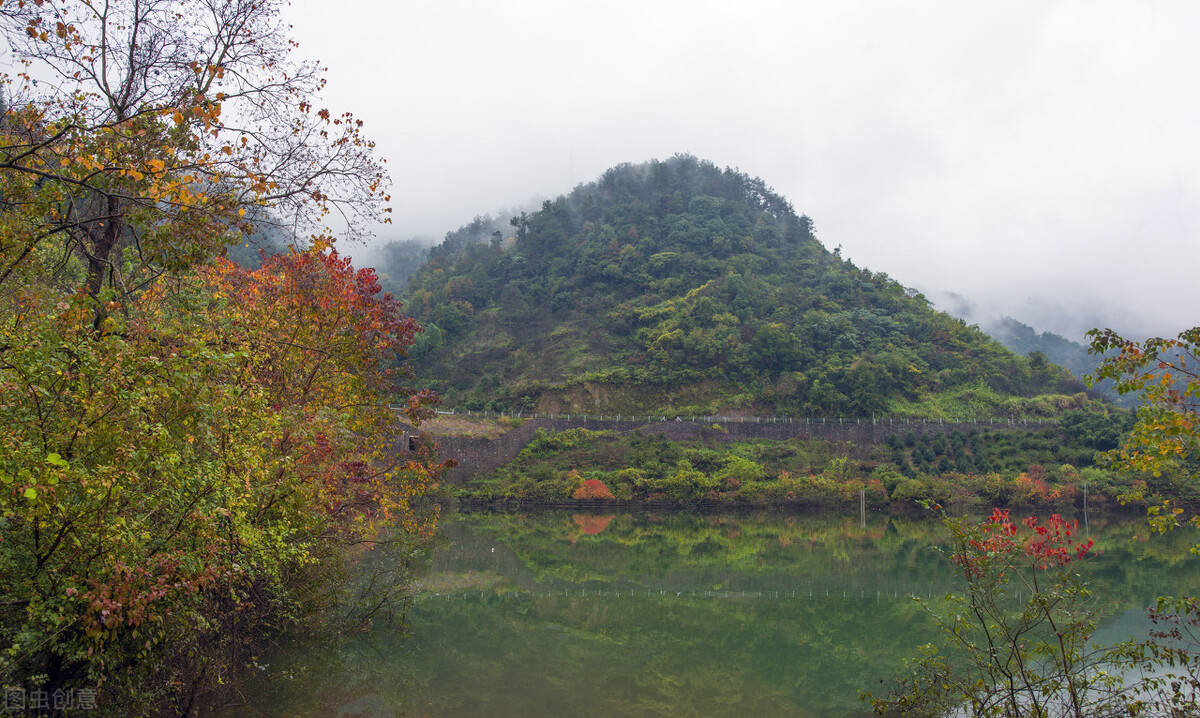 """浙江一景区走红,距离宁波100公里,被称为""""八百里神秀"""""""