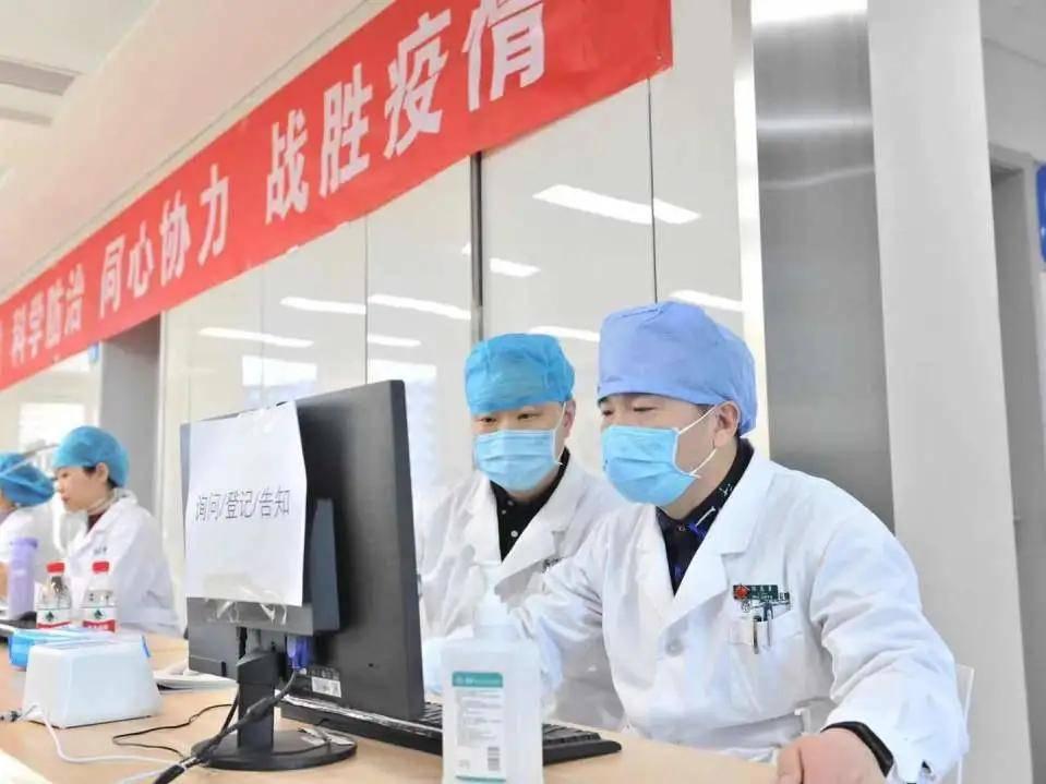 新征程,广医人再出发——元旦首日我院执行新冠肺炎疫苗接种任务  第10张