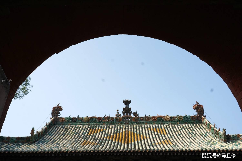 山西必去的寺庙,连康熙乾隆都在这里题过字,春节值得去祈福  第4张