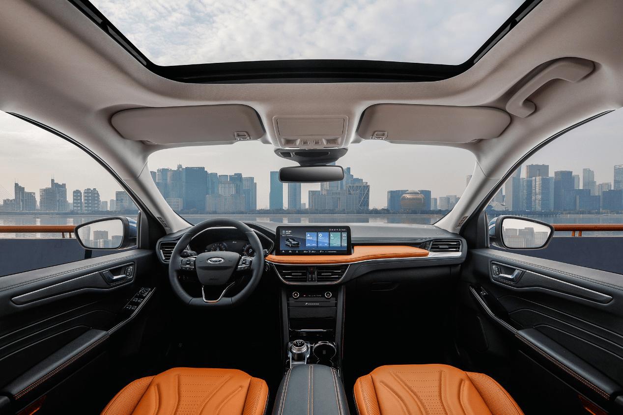 锐界PLUS焕新 打造福特SUV王者家族 助力销量再上升_车型