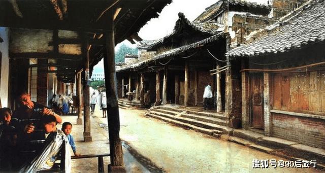 四川被遗忘的古镇,曾是四川的省府,现如今只有孤寡老人守城