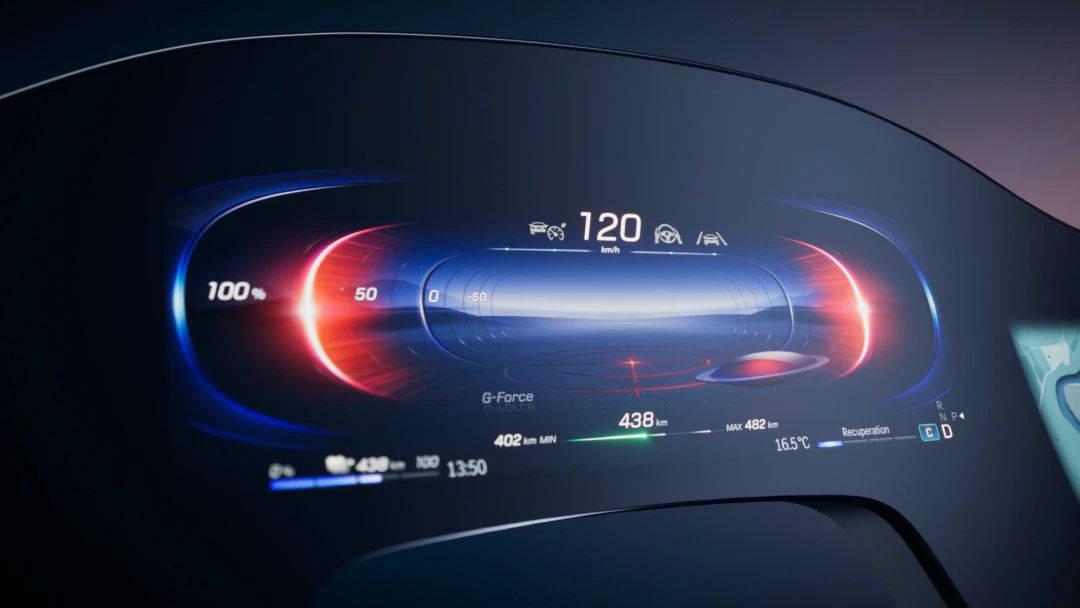 奔驰EQS 1.4米内饰大屏曝光,本月发布全新纯电EQA