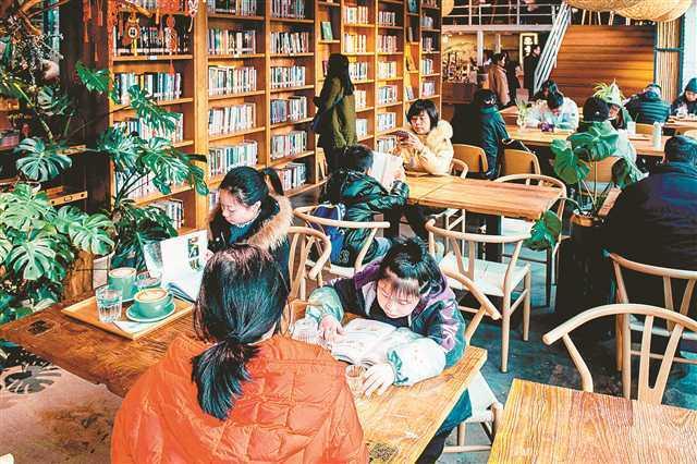 年度图书榜单出炉!2020重庆市民爱读什么书?