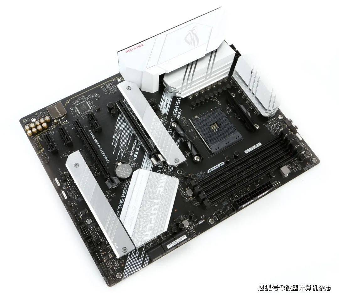 完美支持禅3 DDR4 4000,还降噪ROG B550吹雪主板实战