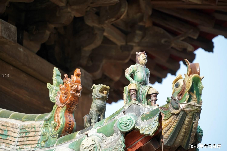 山西必去的寺庙,连康熙乾隆都在这里题过字,春节值得去祈福  第3张