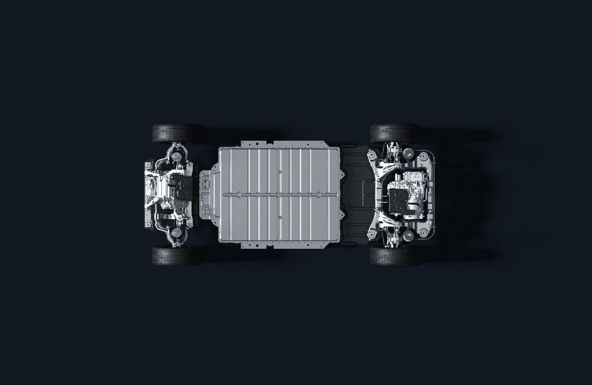 蔚来NIO DAY发布全新ET7,续航突破1000公里 算力比特斯拉高7倍_新车