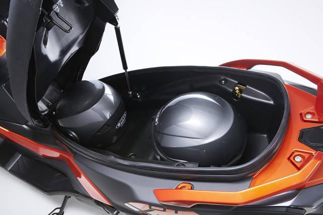 跨界还是换壳? 光阳赛艇S350解读 性价比很高值得买