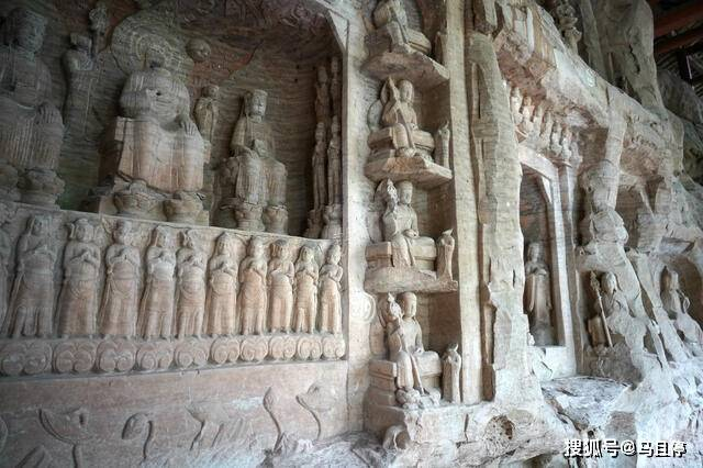 被称为超低调的石窟,见证着中国石窟末期的辉煌,知道的游客不多  第11张