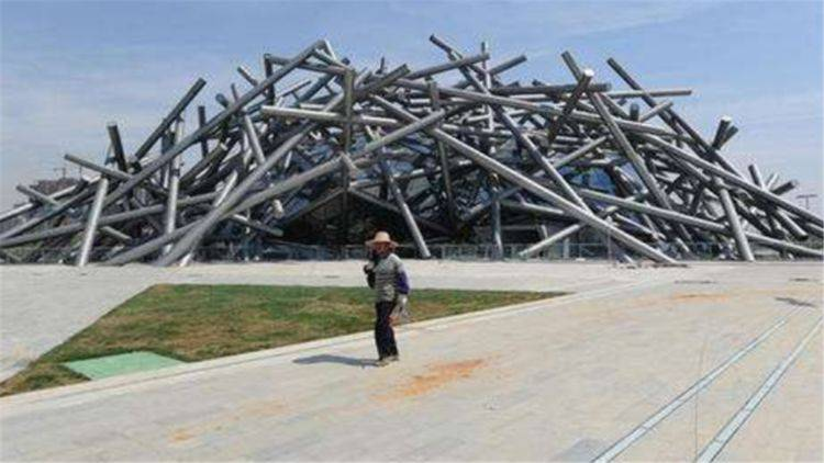 安徽最丑的建筑,外观形似鸟巢,却深受大家喜爱,参观人数超多