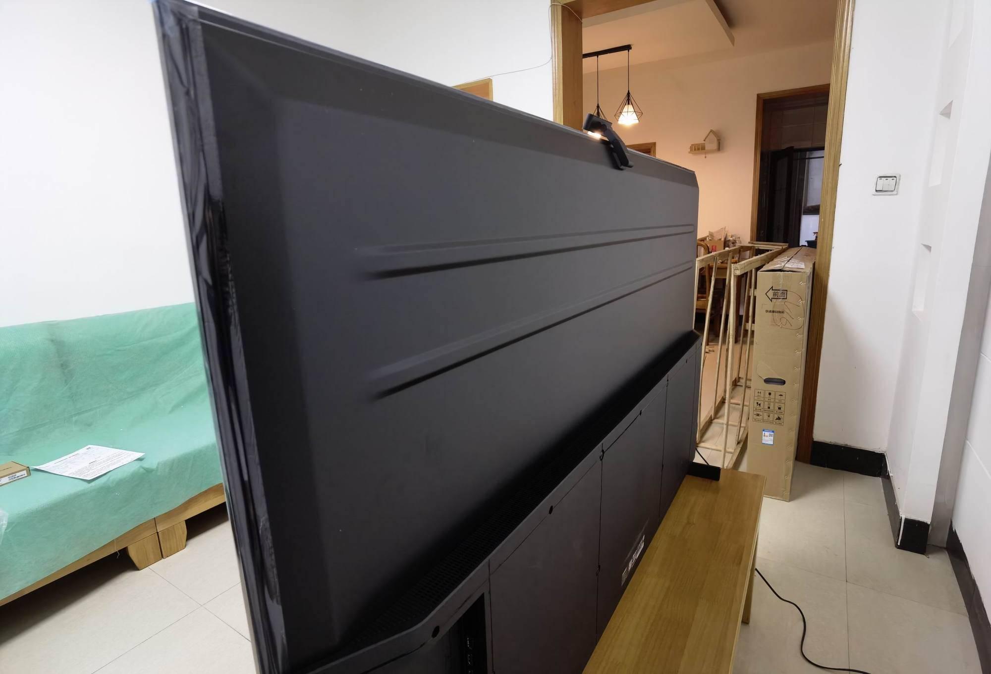 华为智慧屏S Pro 65简评 能干活、能看家、能看娃的家庭智能中心