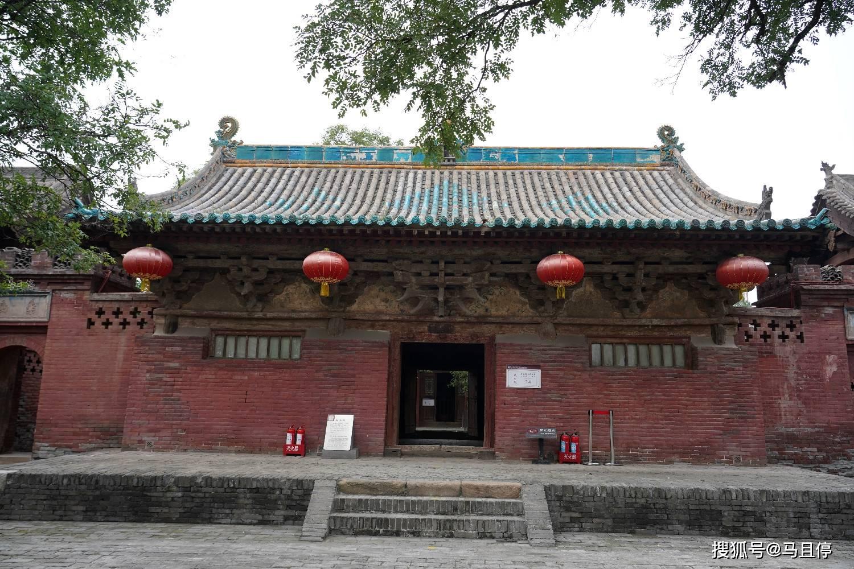 山西平遥有个冷门寺庙,比灵隐寺小众太多,还可看到1000多年的建筑  第3张