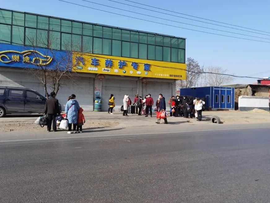 实地探访小果庄村:4700村民大转移,有人曾在机场工作