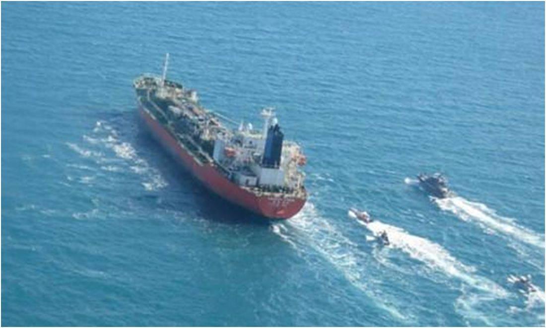无冤无仇的,伊朗为什么要扣押韩国油轮?韩国替美国黑了伊朗的钱