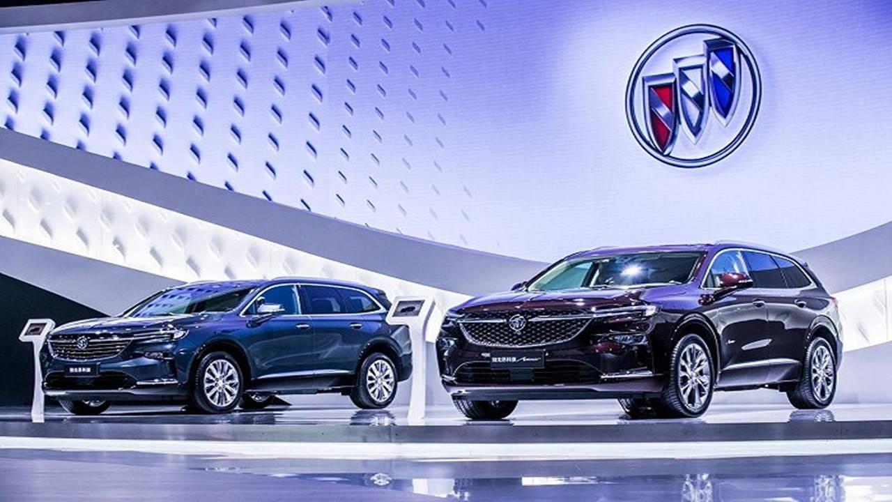 高端车型占年销量的58%!别克产品在这一年赢得了巨大的胜利