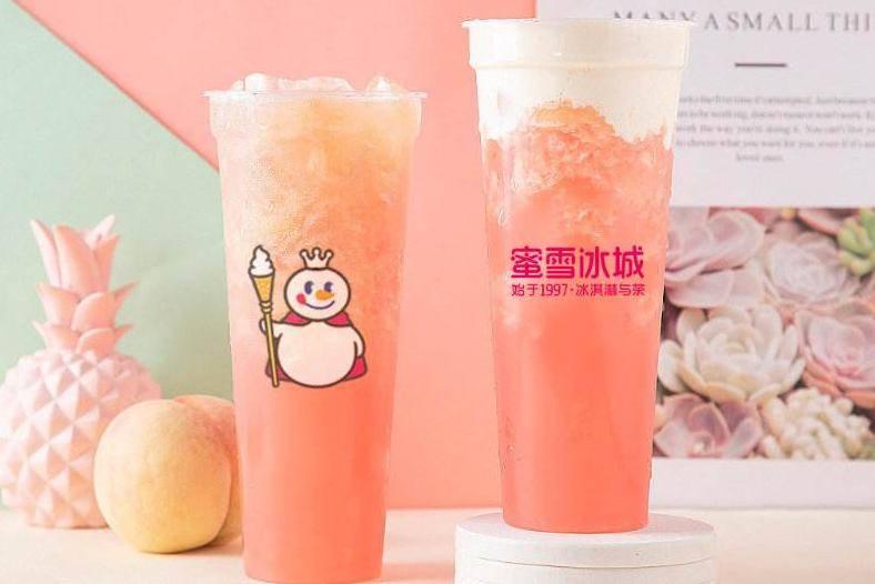 想开一家蜜雪冰城奶茶,需要了解这些点!