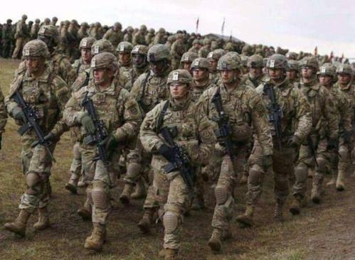 地动山摇? 美军向首都大举增兵 特朗普今晚不交权就动硬的