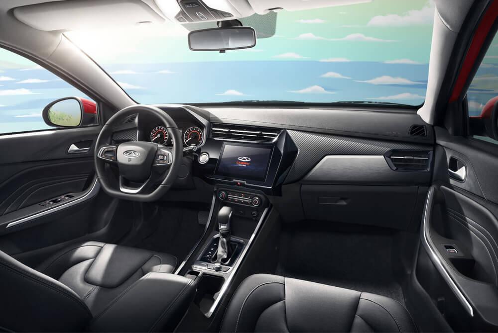 奇瑞两厢风云变SUV了,瑞虎3X看起来居然有点科技感?
