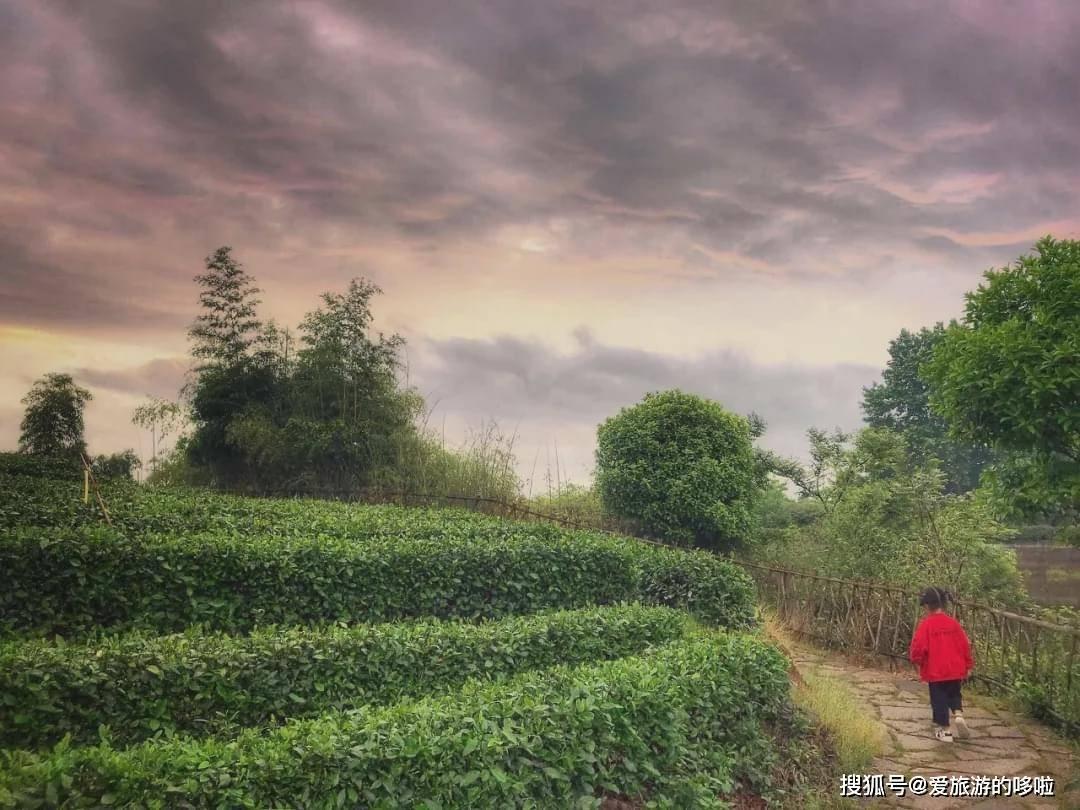 比肩苏杭,与大理齐名,被遗落的田园风光,现实版桃花源记