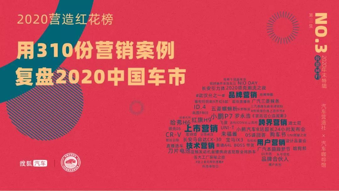 原值回归2020第三集| 310营销案例重播2020年中国汽车市场谁最忙?