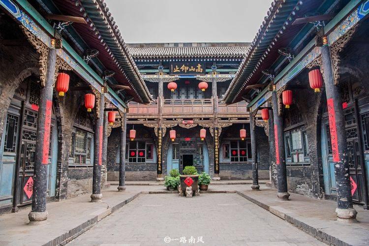 山西第一古城,热度直逼西湖故宫,整座都是世界遗产  第6张