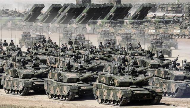 陆军天下第一?美臆想对中国地面进攻,美媒奉劝别想了!