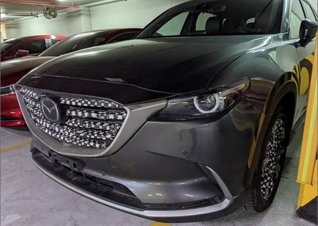 你想要的原装马自达中大型SUV来了,新的CX 9将在中国制造