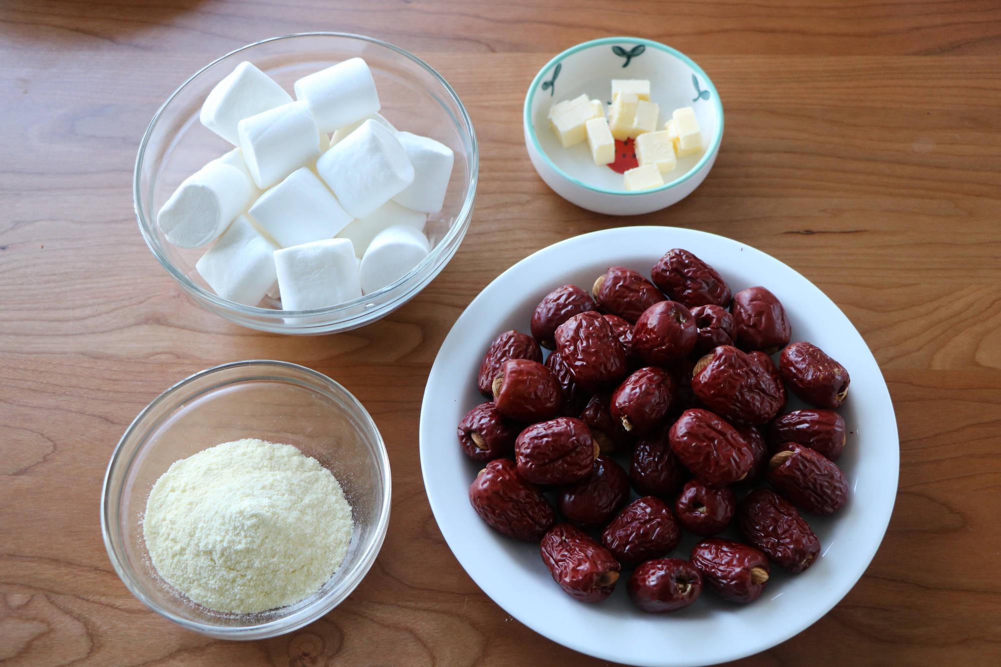 今年超火的网红奶枣,过年伴手礼必备,简单零失败,好吃上档次!