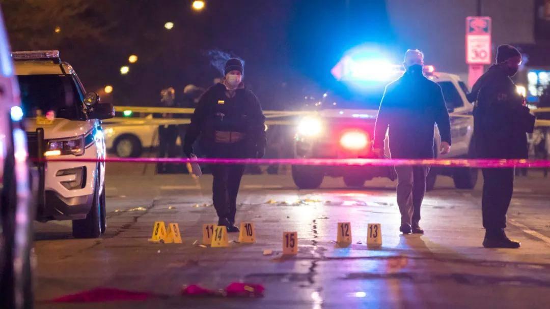 芝加哥突发枪击案,中国留学生不幸遇难,凶手行凶4个小时后才被击毙
