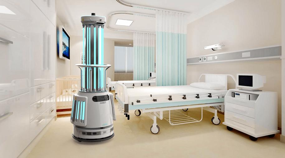 CES2021线上开幕,优必选科技聚焦智能物流和智慧防疫