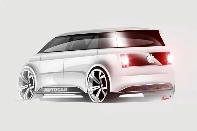 智能汽车的趋势到了,而且苹果一旦要玩就不会善罢甘休