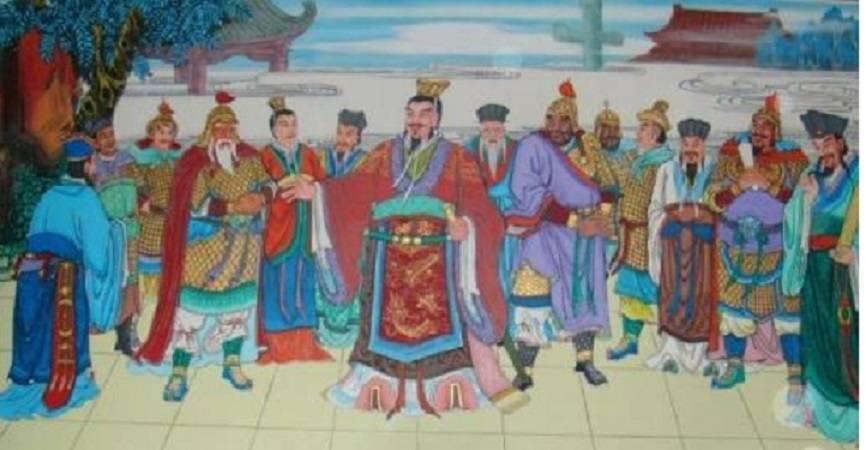 """赵光义继位后,改年号为""""太平兴国"""",表示要成就"""