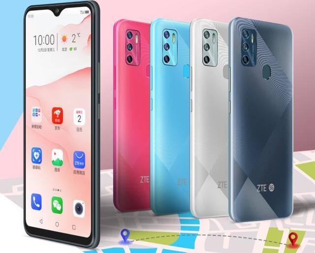 原创             5G手机并不贵,四款2020年的5G手机一款比一款便宜,最低仅999元