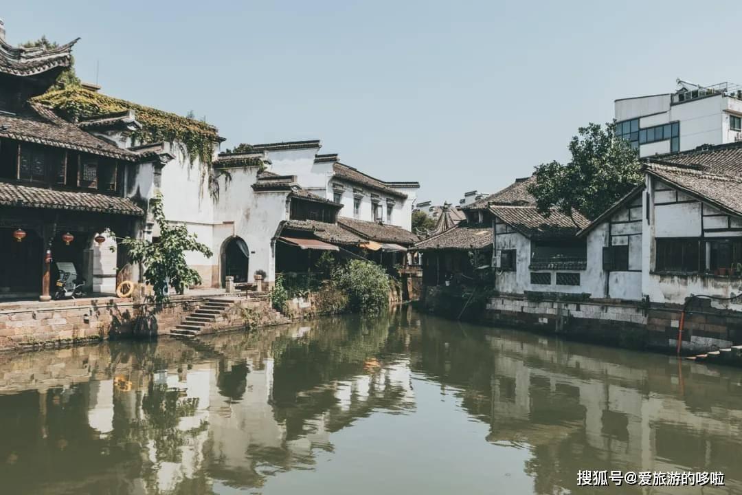 在这座杭州车程1h的冷门古镇,找到了浙江人过冬的秘诀